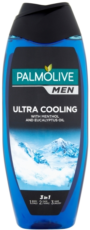 Sprchový gél pre mužov - Palmolive Men Ultra Cooling — Obrázky N1