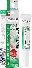 Voňavky, Parfémy, kozmetika Sérum na nechty a kožičky s aloe - Eveline Cosmetics Nail Therapy Professional Serum Aloe Conditioner