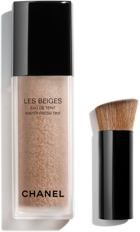 Make-up vo fluide-tinte na tvár - Chanel Les Beiges Eau De Teint