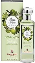 Voňavky, Parfémy, kozmetika Alvarez Gomez Agua Fresca De Flores Bergamota - Parfum