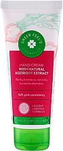 Voňavky, Parfémy, kozmetika Krém na ruky s extraktom z červenej repy - Green Feel's Hand Cream With Beetroot Extract