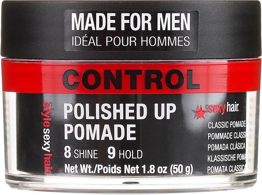 Pomáda na vlasy - SexyHair Polished Up Pomade Classic — Obrázky N2