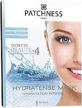 Voňavky, Parfémy, kozmetika Liftingová pleťová maska s extraktom z aloe vera - Patchness Hydratense Mask