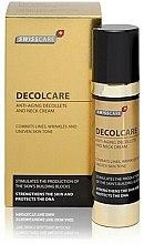 Voňavky, Parfémy, kozmetika Krém proti starnutiu pre krk a dekolt - Swisscare Decolcare