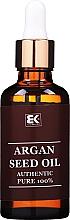 Voňavky, Parfémy, kozmetika Arganový olej, s pipetou - Brazil Keratin Argan Seed Oil Authentic Pure 100%