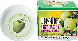 """Voňavky, Parfémy, kozmetika Vazelína na pery """"Zelené jablko"""" - Kosmed Flavored Jelly Green Apple"""