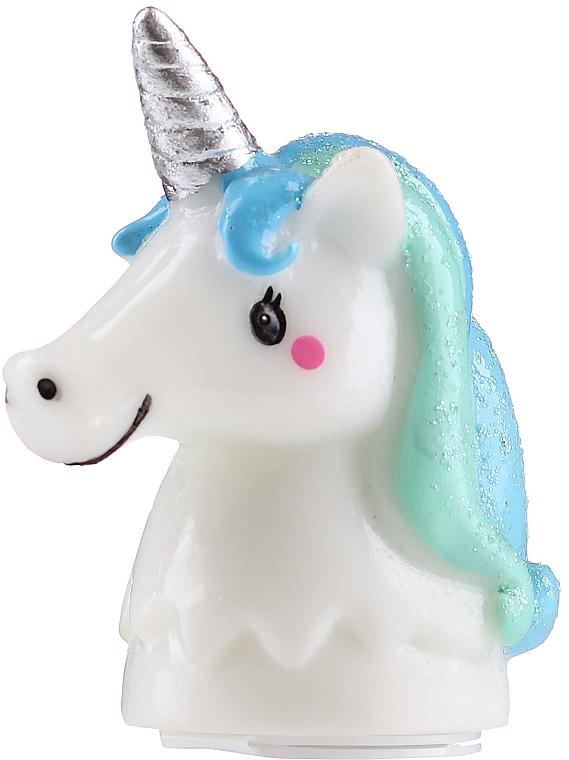 """Balzam na pery """"Veľký jednorožec. Magický kokos"""" - Martinelia Unicorn Magical Kokos Lip Balm"""