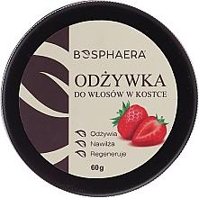 Voňavky, Parfémy, kozmetika Kondicionér na vlasy v kovovej nádobe - Bosphaera