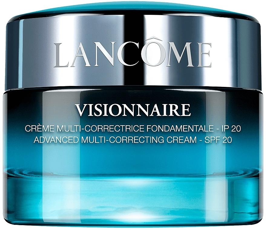 Protistarnúci krémový korektor na tvár SPF 20 - Lancome Visionnaire Advanced Multi-Correcting Cream SPF 20