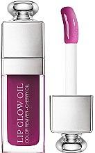 Voňavky, Parfémy, kozmetika Výživný olej na pery - Dior Lip Glow Oil
