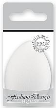 Voňavky, Parfémy, kozmetika Špongia na make-up, 36767, biely, - Top Choice Foundation Sponge Blender