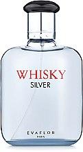 Voňavky, Parfémy, kozmetika Evaflor Whisky Silver - Toaletná voda