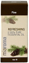 """Voňavky, Parfémy, kozmetika Éterický olej """"Borovica"""" - Holland & Barrett Miaroma Pine Pure Essential Oil"""
