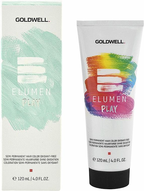 Farba na vlasy - Goldwell Elumen Play Semi-Permanent Hair Color Oxydant-Free