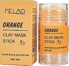 Voňavky, Parfémy, kozmetika Maska na tvár v tyčinke Orange - Melao Orange Clay Mask Stick