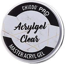 Voňavky, Parfémy, kozmetika Gél na nechty - Chiodo Pro Acryl Gel Clear Gel