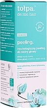 Voňavky, Parfémy, kozmetika Trichologický scrub na pokožku hlavy - Tolpa Dermo Hair Peeling