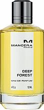 Voňavky, Parfémy, kozmetika Mancera Deep Forest - Parfumovaná voda