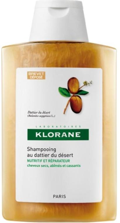 Šampón na vlasy - Klorane Shampoo With Desert Date