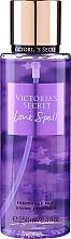 Voňavky, Parfémy, kozmetika Parfumovaný sprej - Victoria's Secret Love Spell (2016) Fragrance Body Mist