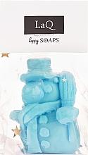 """Voňavky, Parfémy, kozmetika Prírodné ručne vyrábané mydlo """"Snehuliak"""" s ovocnou vôňou - LaQ Happy Soaps Natural Soap"""