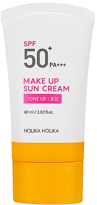 Opaľovací krém základ pod makeup - Holika Holika Make-up Sun Cream SPF 50+ PA+++
