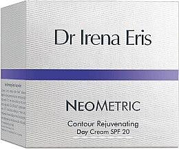 Voňavky, Parfémy, kozmetika Denný krém na tvár - Dr Irena Eris Neometric Contour Rejuvenating Day Cream SPF 20