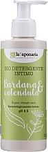 Voňavky, Parfémy, kozmetika Gél na intímnu hygienu s lopúchom a nechtíkom - La Saponaria Burdock & Calendula Intimate Wash