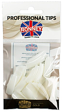 Voňavky, Parfémy, kozmetika Priehľadné tipy, veľkosť 4, krémové - Ronney Professional Tips
