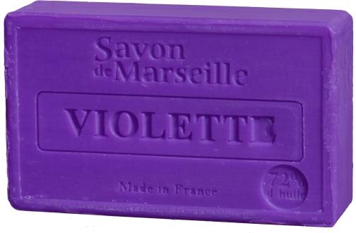 """Prírodné mydlo """"Fialka"""" - Le Chatelard 1802 Soap Violet"""