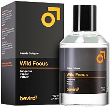 Voňavky, Parfémy, kozmetika Beviro Wild Focus - Kolínska voda
