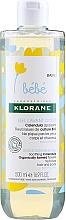 Voňavky, Parfémy, kozmetika Jemný čistiaci gél pre deti - Klorane Bebe Gentle Cleansing Gel Soothing Calendula (bez dávkovača)