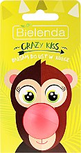 """Voňavky, Parfémy, kozmetika Balzam na pery """"Melón"""" - Bielenda Crazy Kiss Lip Balm"""