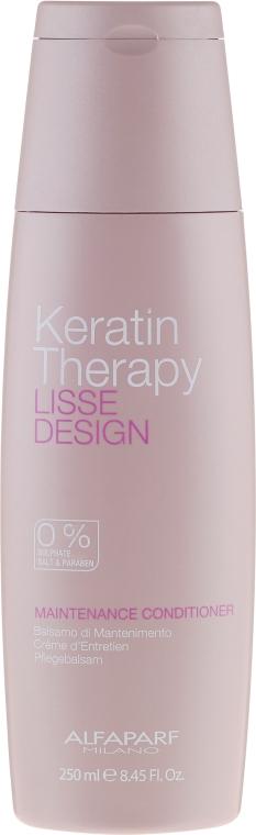Keratínový kondicionér - Alfaparf Lisse Design Keratin Therapy Maintenance Conditioner