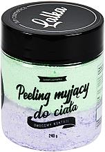 """Voňavky, Parfémy, kozmetika Čistiaci peeling na telo """"Ovocný koktail"""" - Lalka"""