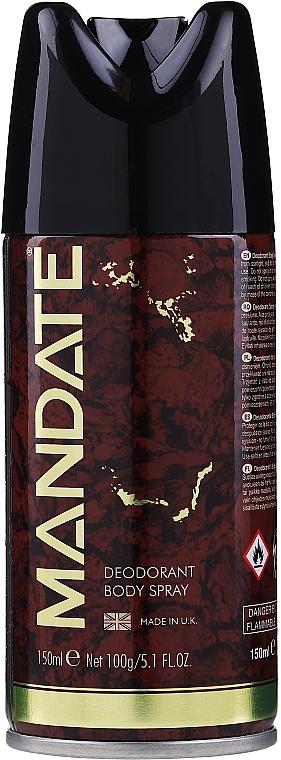 Eden Classic Mandate - Sada (aftershave/100 ml + b/spray 150 ml) — Obrázky N4