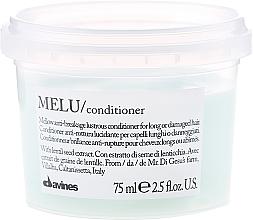Voňavky, Parfémy, kozmetika Kondicionér na lámavé vlasy - Davines Melu Conditioner Anti-Rottura Lucidante
