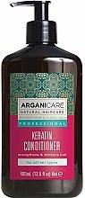 Voňavky, Parfémy, kozmetika Keratínový kondicionér pre všetky typy vlasov - Arganicare Keratin Conditioner