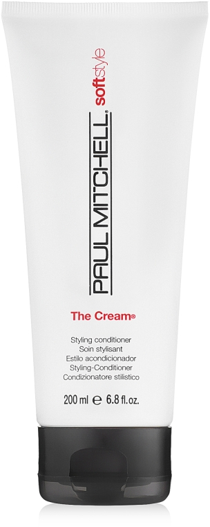 Styling-krém na kondicionovanie - Paul Mitchell Soft Style The Cream — Obrázky N1