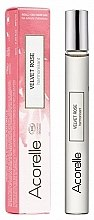Voňavky, Parfémy, kozmetika Acorelle Velvet Rose Roll-on - Parfumovaná voda (miniatúra)