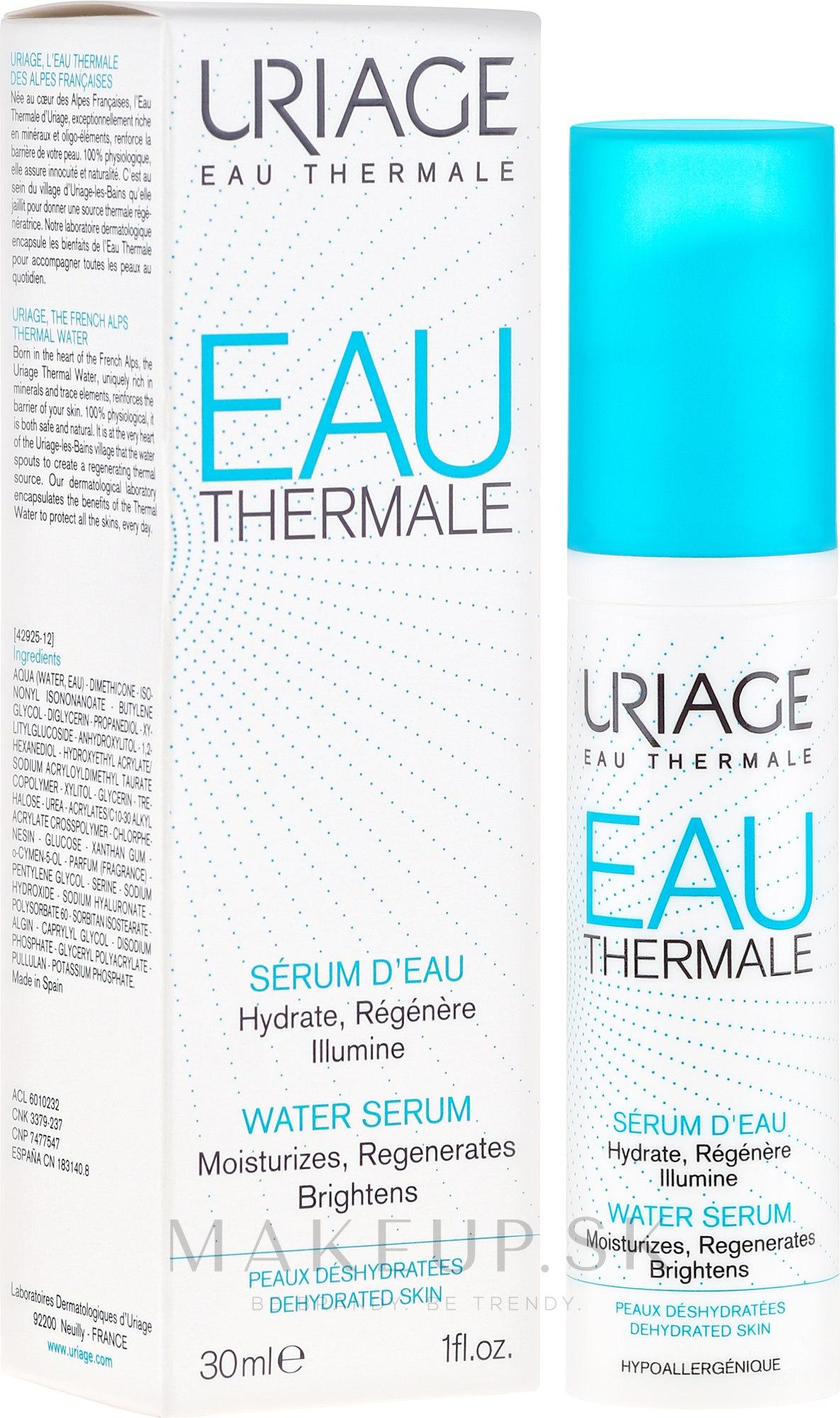 Sérum na tvár - Uriage Eau Thermale Water Serum — Obrázky 30 ml