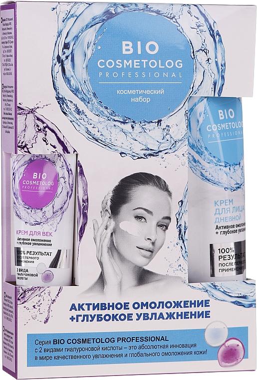 Sada - Fito Kosmetik BioCosmetolog Prof (f/cr/50ml + eye/cr/15ml) — Obrázky N1