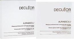 Voňavky, Parfémy, kozmetika Maska pre intenzívnu žiaru pleti - Decleor Aurabsolu Intense Glow Mask