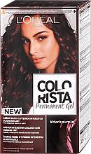 Permanentná farba na vlasy - L'Oreal Paris Colorista Permanent Gel — Obrázky N1