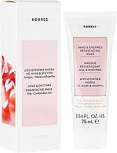 Voňavky, Parfémy, kozmetika Regeneračná maska na tvár - Korres Pomegranate Ahas & Enzymes Resurfacing Mask