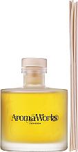 Voňavky, Parfémy, kozmetika Aromatický difúzor - AromaWorks Harmony Reed Diffuser