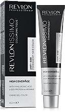Voňavky, Parfémy, kozmetika Krém-farba pre vlasy - Revlon Professional Revlonissimo NMT High Coverage