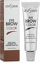 Voňavky, Parfémy, kozmetika Farba na obočie - LeviSsime Eye Brow Color