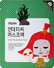 Voňavky, Parfémy, kozmetika Spevňujúca maska s extraktom z morských rias - Yadah Under The Sea Mask Pack