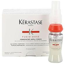 Voňavky, Parfémy, kozmetika Koncentrát pre oslabené vlasy, náchylné k vypadávaniu - Kerastase Fusio-Dose Ampli Force Concentrate